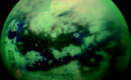 Image of Saturn's moon Titan